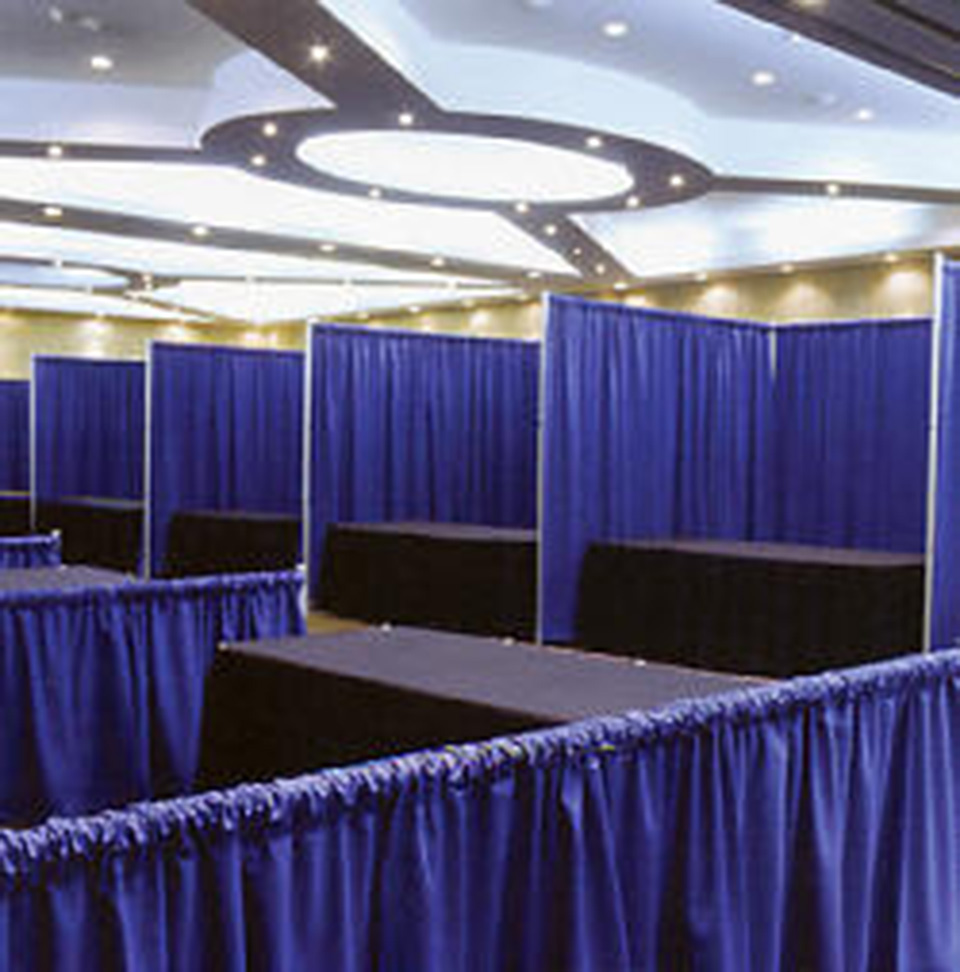 for pipe conventions meeting convention drapes drape and