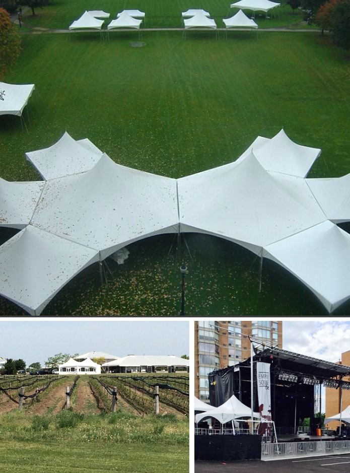 Tents - Belleville Tent, Table and Chair Rentals - Main