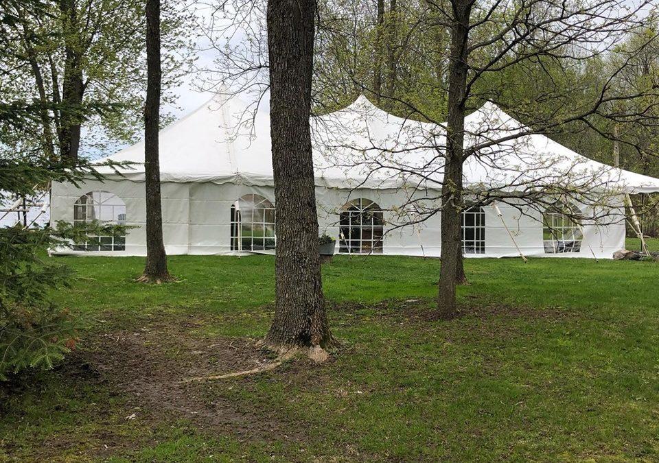 30×60 Century Tent