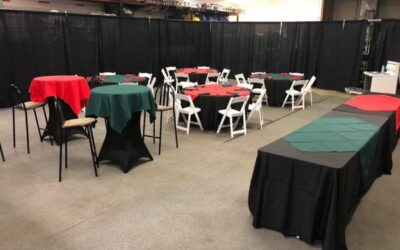 Holiday event rentals